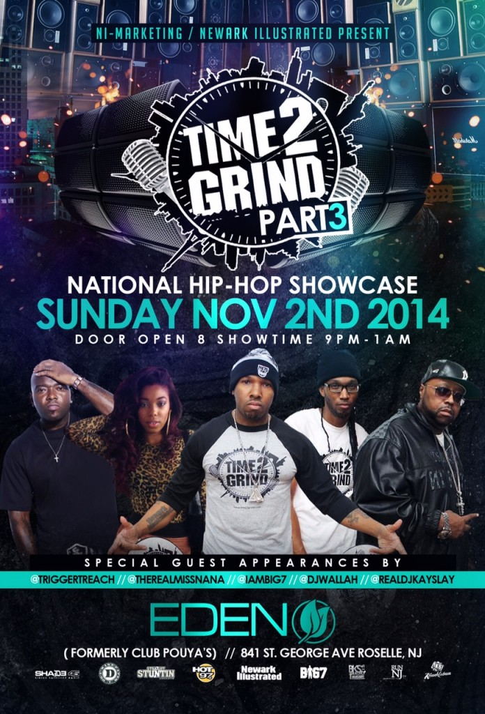 Time2Grind Showcase Part 3 Front