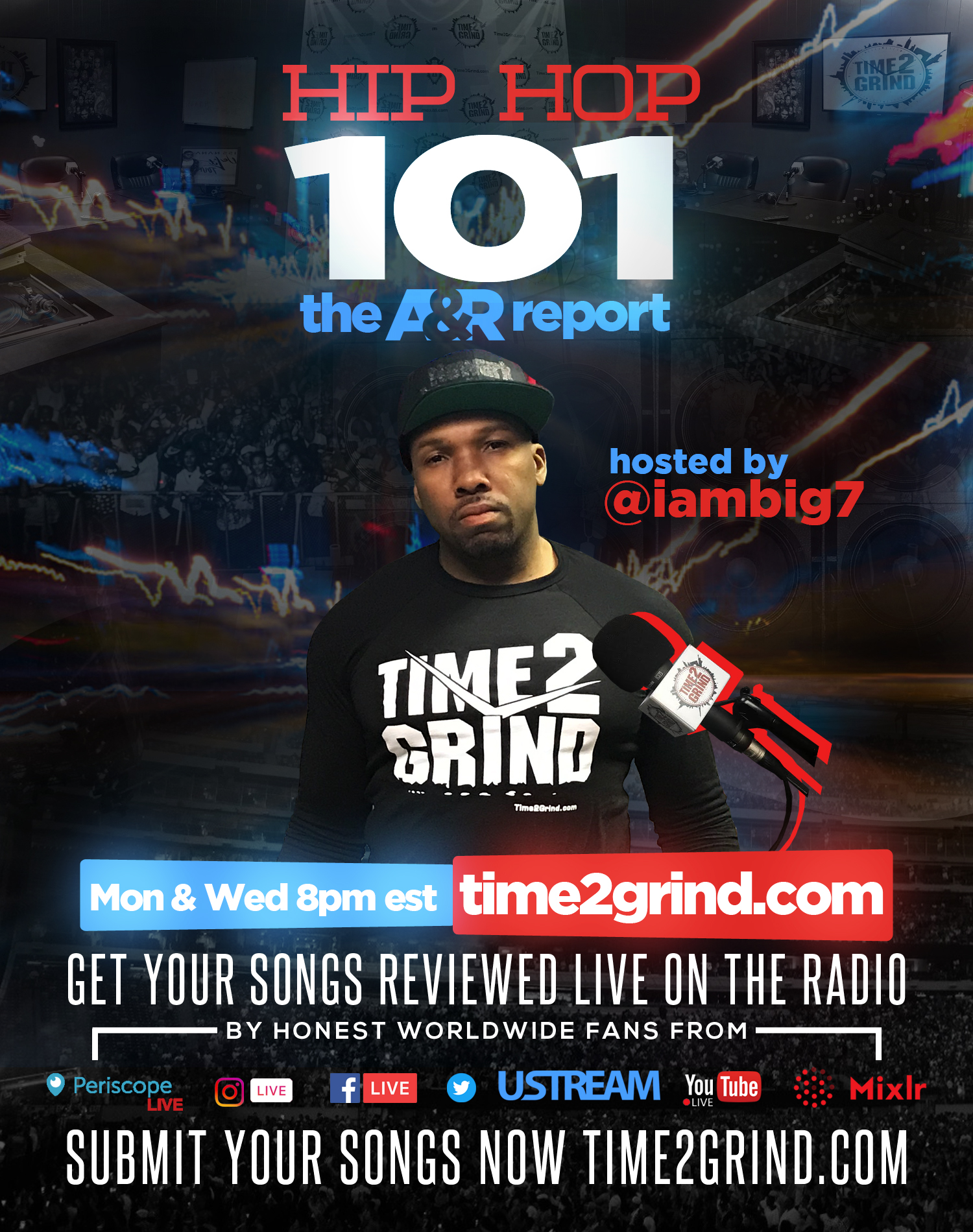 if you don t grind you don t shine time2grind radio